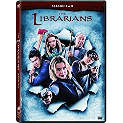 The Librarians Season 02