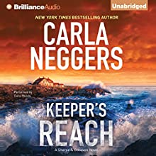 Keeper's Reach: Sharpe & Donovan 5 (       UNABRIDGED) by Carla Neggers Narrated by Carol Monda
