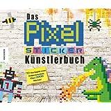 """Das Pixel-Sticker-K�nstlerbuchvon """"Matt Kelly"""""""