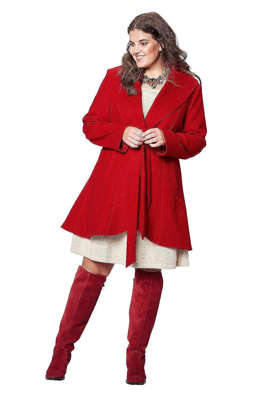 Studio Untold Damen Mantel 702259 große Größen günstig bestellen