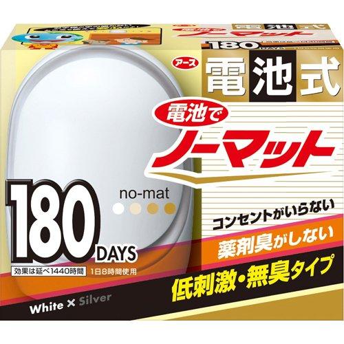 アース製薬 電池でノーマット 180日用