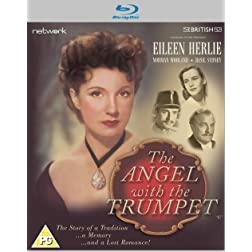 The Angel With The Trumpet [Blu-ray]