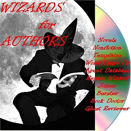 Wizards for Authors (Novel & Nonfiction software)