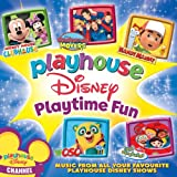 Various Disney Playhouse Disney Playtime Fun