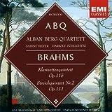 Brahms: Klarinettenquintett, Op.115 & Streichquintett Nr. 2, Op.111