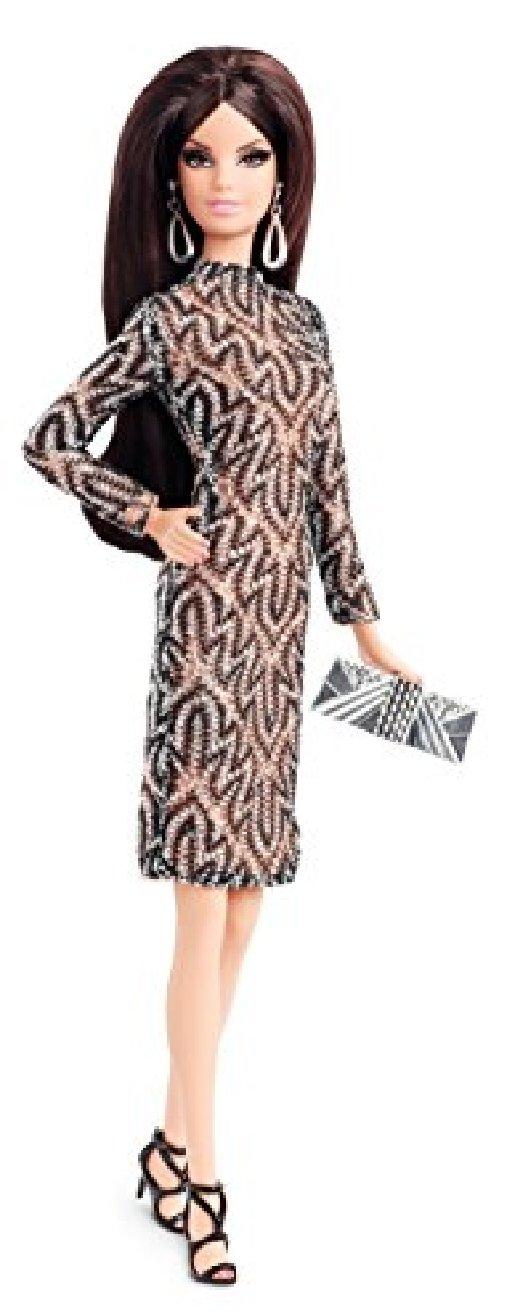 Barbie Collector Barbie look-City Shine race dress CFP38 doll mascot fashion günstig kaufen