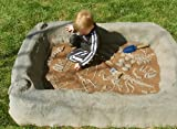 KidWise Digasaurus Activity Sandbox - Dinosaur Excavation Activity