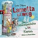 Lametta ist weg: Eine Adventsgeschichte in 24 Kapiteln Hörbuch von Gerlis Zillgens Gesprochen von: Charly Hübner
