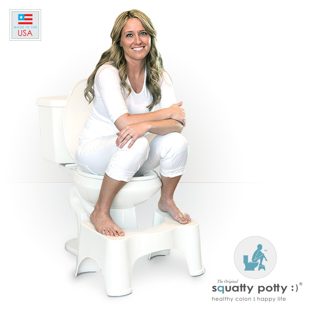 Squatty Potty Ecco Toilet Stool