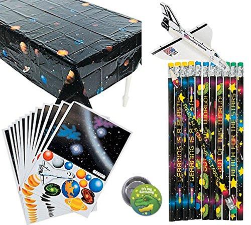 Awardpedia - Plastic Outer Space Table Cover