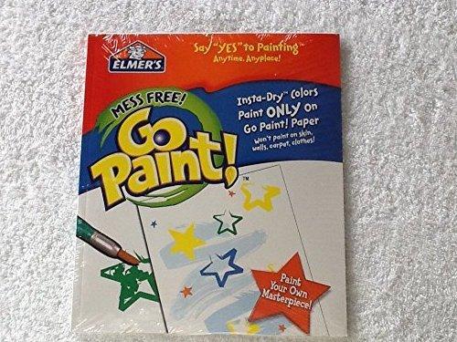 go paint paper - 1