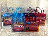 12PC CARS GOODIE BAGS PARTY FAVOR GIFT BAGS
