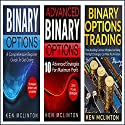 Binary Options Set, Volume 4 Audiobook by Ken McLinton Narrated by Dave Wright
