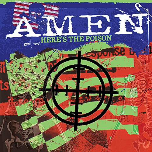 CD : Amen - Here's The Poison (With DVD, 2PC)