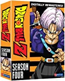 Dragon Ball Z: Season 4 (Garlic Jr., Trunks, and Android Sagas)