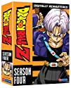 Dragon Ball Z: Season Four (Garlic Jr., Trunks, and Android Sagas)