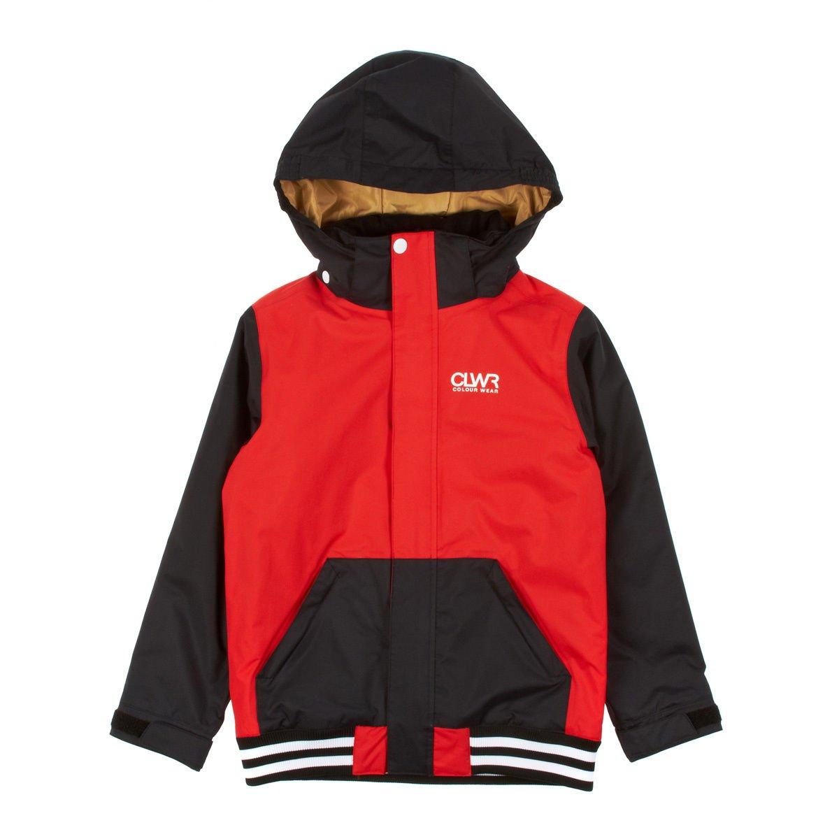 Colour Wear Bat Jacket Snow Jacket – Red online kaufen