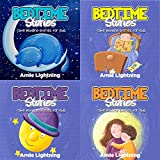 Children Books: Bedtime Story Collection (4 BOOKS IN 1: Bedtime Stories for Kids - Early Readers - Children Story Books): 20 Cute Bedtime Stories for Children - Children Story Book - Bedtime Stories ~ Arnie Lightning