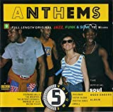 Various Artists Streetsounds - Anthems Volume 5