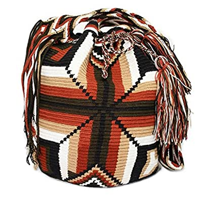 Wayuu Mochila Bag - Trendy Seasons # GF 7694: Handbags: Amazon.com