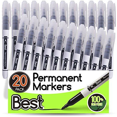 best-black-permanent-marker-huge-box-of-20-markers-high-quality-rich-black-bold-quick-drying-permane