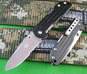 Outdoor Sanrenmu SRM Multifunction Tool Folding Knife Pocket Knife T01a