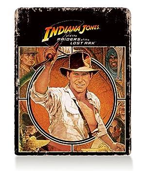 インディ・ジョーンズ レイダース 失われたアーク《聖櫃》 スチールケース仕様 [Blu-ray]