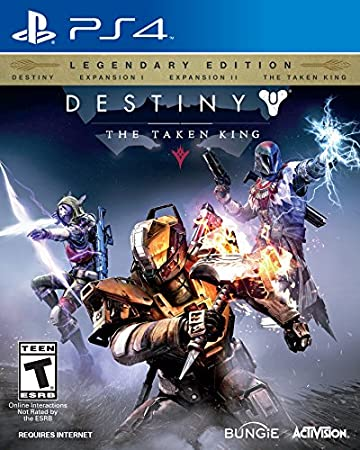 Destiny: The Taken King - Legendary Edition - PlayStation 4 [Digital Code]