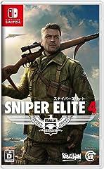 SNIPER ELITE 4 - Switch (【Amazon.co.jp限定特典】PC壁紙セット 同梱)