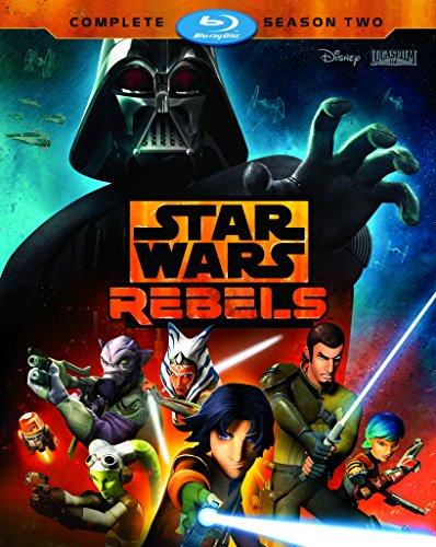 STAR WARS REBELS: THE COMPLETE SEASON 2 [Blu-ray] from Walt Disney Studios
