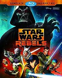 STAR WARS REBELS: THE COMPLETE SEASON 2 [Blu-ray]