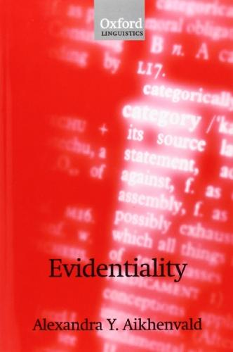 Evidentiality