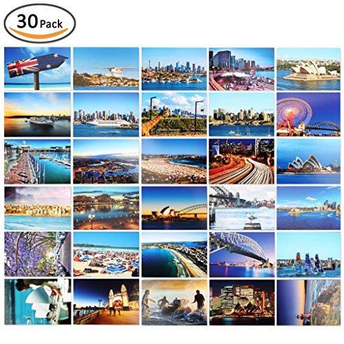 ukmcent-magnifique-paysage-de-voyage-carte-postale-de-sydney-se-souvenir-de-voyage-une-impromptu-tai