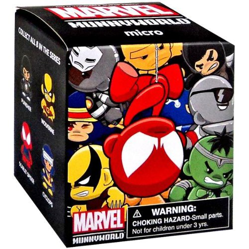 Marvel Universe Munny Series 2 DIY Superhero Blind Box Vinyl Figure - 1