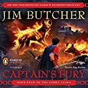 Captain's Fury: Codex Alera, Book 4 Audiobook by Jim Butcher Narrated by Kate Reading
