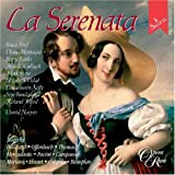La Serenata - Songs by Donizetti, Offenbach, Thomas, Mercadante, Pacini, Campana, Mariani, Elwarl, Coppola, Beauplan (Il Salotto 11)