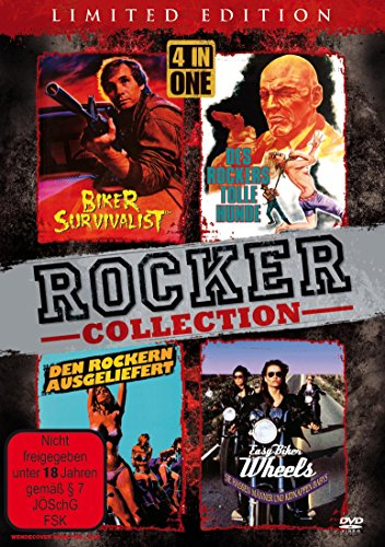 4 In One - Rocker Collection [2 DVDs]