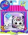 Littlest Pet Shop Figures Tiger & Bab…