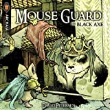 Mouse Guard Black Axe #3