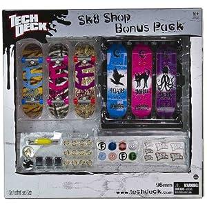 F: Tech Deck Sk8 Shop Bonus Pack [C9I2451]