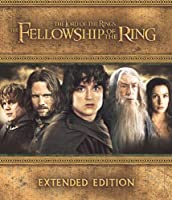 Lord Of The Rings The Fellowship Of The Ring - Extended Edition Dvd