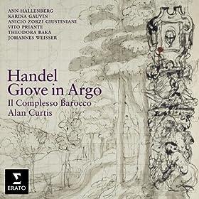 Handel Giove in Argo