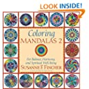 Coloring Mandalas 2 (Vol 2)