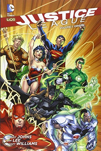 Le origini. Justice League: 1