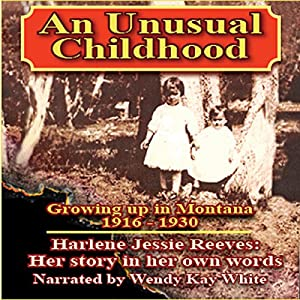 An Unusual Childhood Audiobook
