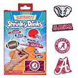 NCAA Alabama Crimson Tide Ruff N' Ready Shrinky Dinks Plastic Sheets at Amazon.com