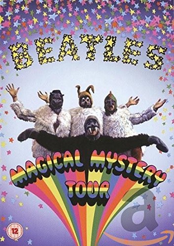 DVD : The Beatles - Magical Mystery Tour (DVD)