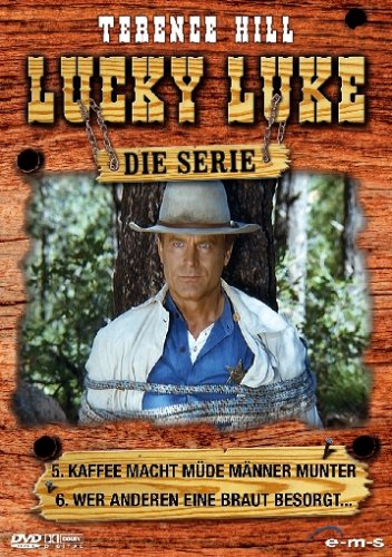 Lucky Luke - Die Serie: Episode 5+6