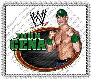 John Cena Edible Cake Topper