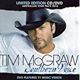 Southern Voice Limited Edition Australian Tour Pacby Tim Mcgraw